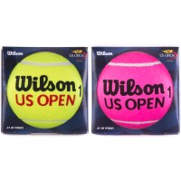 "Wilson US Open Mini Jumbo Tennis Ball 5"" - Boxed"
