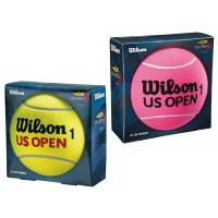 "Wilson US Open Jumbo Tennis Ball 9"" - Boxed"