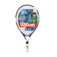 Wilson US Open Junior Racquet 21 Inch - Blue/White