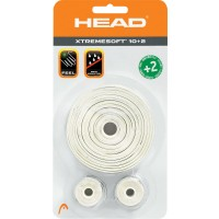 Head Xtreme Soft Overgrip 10 + 2 White