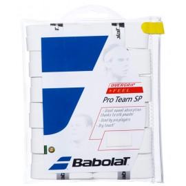 Babolat Pro Team SP Overgrip 12 Pk White