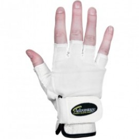 Advantage Tennis Glove Mens Half Right