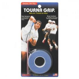 Tourna Grip Original Blue 3 Pack