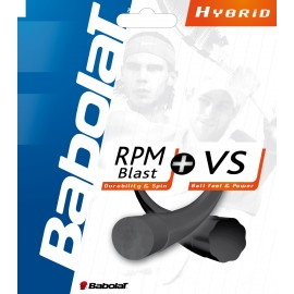 Babolat VS Team 16G/RPM 17G Hybrid String