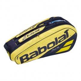 Babolat Pure Aero 6pk Black Yellow (2019)