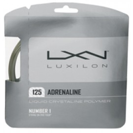 Luxilon Adrenaline Rough (1.25) String 16L