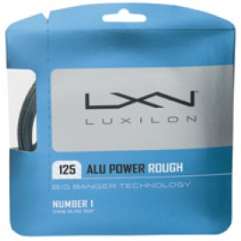 Luxilon ALU Power Rough (1.30) String 16G