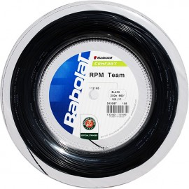 Babolat RPM Team 17G Reel Black 660 ft