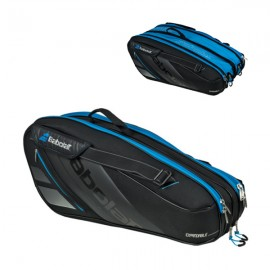 Babolat Team  Expandable Tennis Bag - Black/Blue - 2018