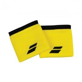 Babolat Wristbands - Blazing Yellow/Black - 2018