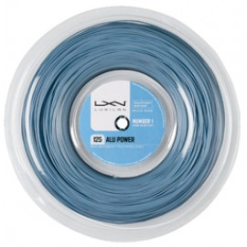 Luxilon ALU Power Ice Blue (1.30) Reel 726ft 16G