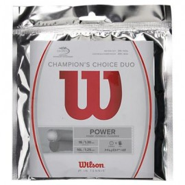 Wilson Champions Choice Duo String
