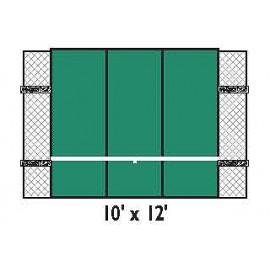 Bakko Backboard Economy Flat 10x12