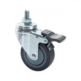 Gamma Floor Stand Caster Wheel - Upright