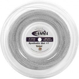 Gamma Syn Gut Reel 660ft 17G