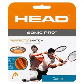 Head Sonic Pro String Half Set 17G Orange