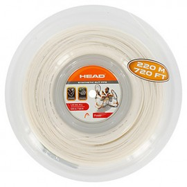 Head Synthetic Gut  Reel White