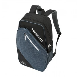 Head Core Tennis Backpack - Black and Blue