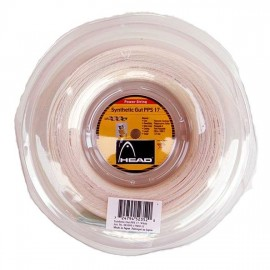 Head Synthetic Gut PPS String Reel 17G White