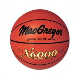 Mac Gregor X6000 Official Size Indoor/Outdoor Basketball