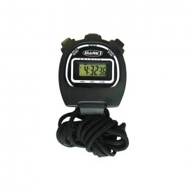 Mark 1 Large Display Stopwatch With Lanyard - Black