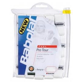 Babolat Pro Tour Overgrip 30 Pack White