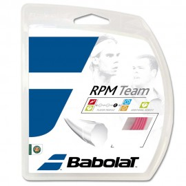 Babolat RPM Team String Pink 17G