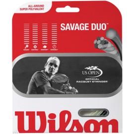Wilson Savage Duo Hybrid String