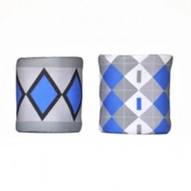 Wristpect Fashion Wristbands Diamond Courtz