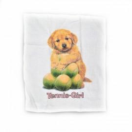 Tennis Girls Towel
