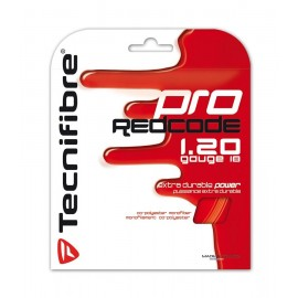 Tecnifibre Pro Red Code String 18G