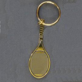 Tennis Racquet Keyring