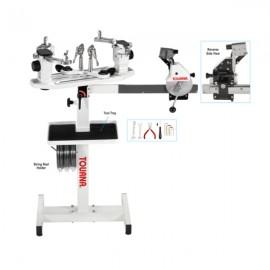 Tourna 300 CS Stringing Machine - Crank Style With Floor Stand