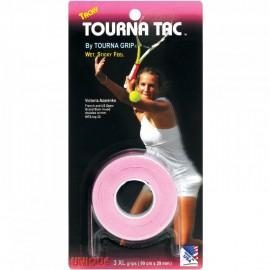 Tourna Tac Overgrip XL 3 Pack - Pink
