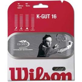 Wilson K Gut String 16G