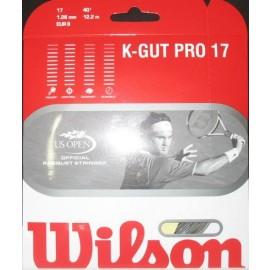 Wilson K Gut Pro String 17G