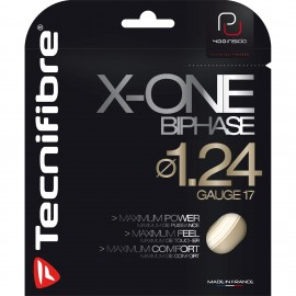 Tecnifibre X-One Biphase String 17G