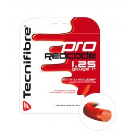 Tecnifibre Pro Red Code String 17G
