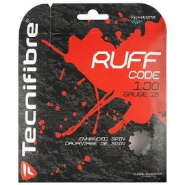 Tecnifibre Ruff Code String 16G