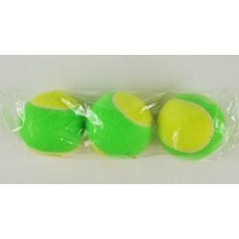 Clarke Pressureless Tennis Balls Yellow/ Green