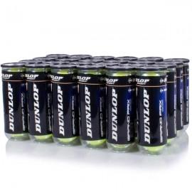 Dunlop Grand Prix Hard Court Balls (24) Case