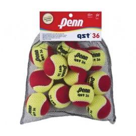 Penn QST 36 Balls (12) PolyBag
