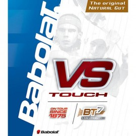 Babolat VS Touch String 16G Natural Gut Black